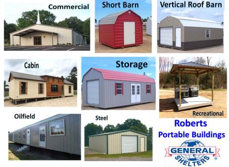 Elegant Roberts Truck Accessories U0026 Portable Buildings. U2039 U203a